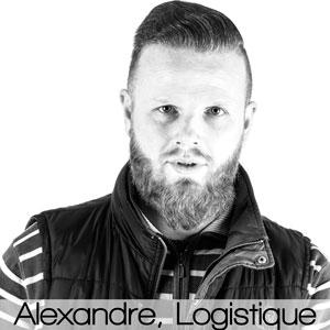 Alexandre-Logistique