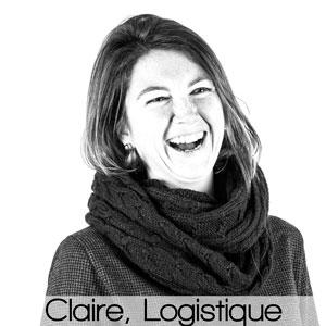 Claire-Logistique