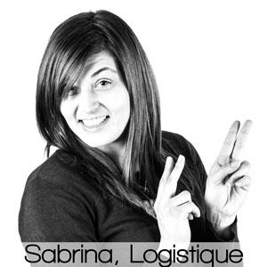Sabrina-Logistique
