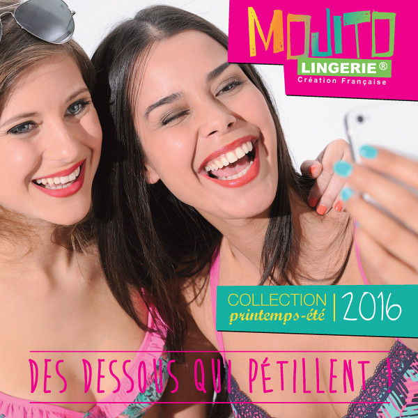 Catalogue PE16 - MOJITO LINGERIE