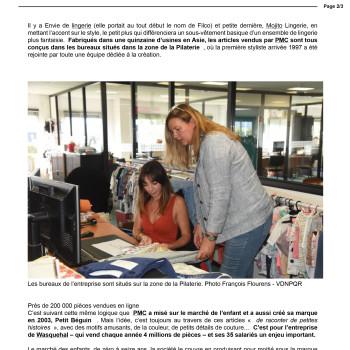 La-Voix-du-Nord-PMC-Lingerie-Septembre-2018-1